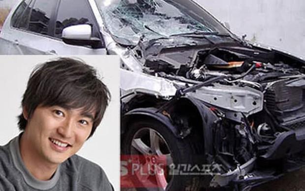 12 diễn viên Hàn Quốc suýt chết vì tai nạn giao thông: Lee Min Ho sợ phim hành động sau cú va chạm ở City Hunter - Ảnh 11.
