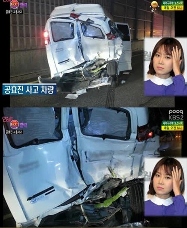 12 diễn viên Hàn Quốc suýt chết vì tai nạn giao thông: Lee Min Ho sợ phim hành động sau cú va chạm ở City Hunter - Ảnh 12.
