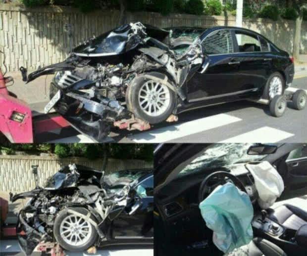 12 diễn viên Hàn Quốc suýt chết vì tai nạn giao thông: Lee Min Ho sợ phim hành động sau cú va chạm ở City Hunter - Ảnh 22.