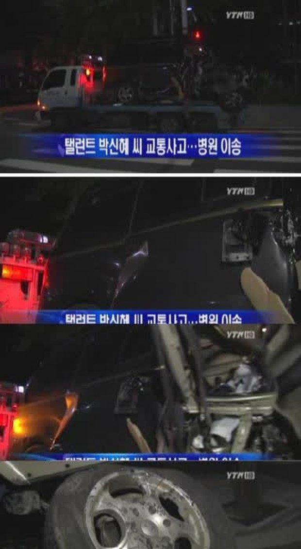 12 diễn viên Hàn Quốc suýt chết vì tai nạn giao thông: Lee Min Ho sợ phim hành động sau cú va chạm ở City Hunter - Ảnh 6.