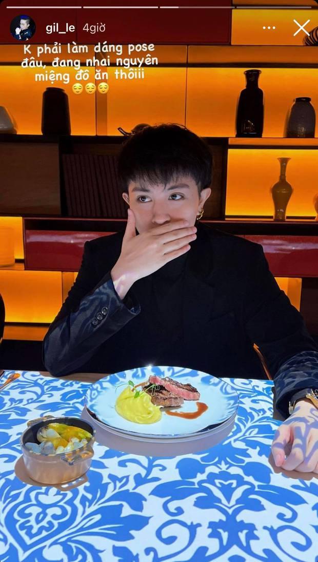 """Hoàng Thuỳ Linh và Gil Lê ngày càng """"bung xoã"""" lộ hint tình cảm, 1 buổi tối tung 7749 ảnh hẹn hò """"chanh sả"""" bên nhau! - Ảnh 4."""