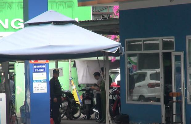 TP.HCM: Phong tỏa 1 cây xăng trên đường Nguyễn Kiệm, Gò Vấp - Ảnh 4.