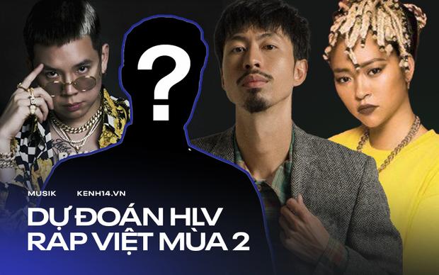 Dàn rapper có khả năng thay thế HLV Rap Việt mùa 2: Từ Đen Vâu - Kimmese đến người mệnh danh là king of rap đều được gọi tên - Ảnh 1.