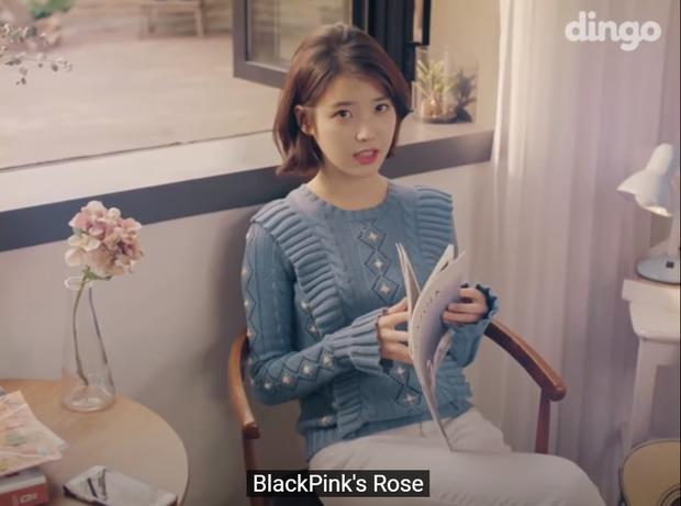 Duyên phận giữa IU và Rosé (BLACKPINK): Ngày nào còn muốn collab với nhau, giờ đây sắp sửa chạm mặt trên show âm nhạc - Ảnh 3.