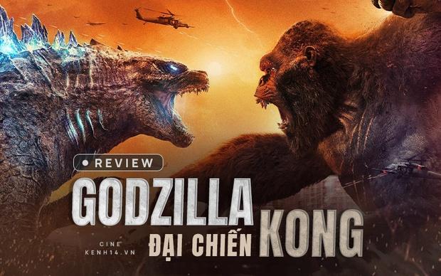 Siêu bom tấn Godzilla vs. Kong: chấp nhận sướng mắt thì phải tạm... cất não đi - Ảnh 2.