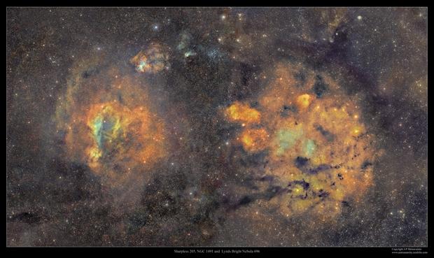 Chiêm ngưỡng bức ảnh Dải Ngân hà 20 triệu vì sao được tạo ra trong suốt 12 năm - Ảnh 1.