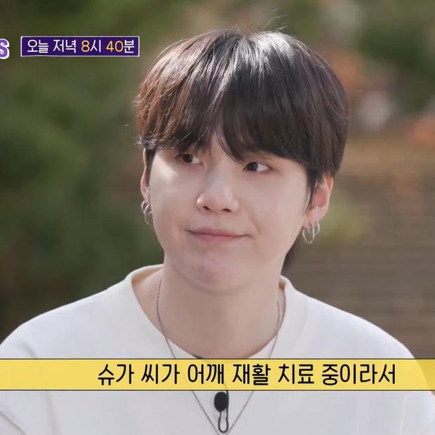 SUGA cảm thấy nặng nề và áp lực khi BTS quá thành công, sợ rơi chứ không sợ hạ cánh khi fan rời đi - Ảnh 2.