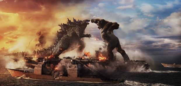Siêu bom tấn Godzilla vs. Kong: chấp nhận sướng mắt thì phải tạm... cất não đi - Ảnh 3.