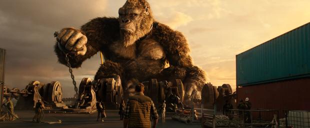 Siêu bom tấn Godzilla vs. Kong: chấp nhận sướng mắt thì phải tạm... cất não đi - Ảnh 4.