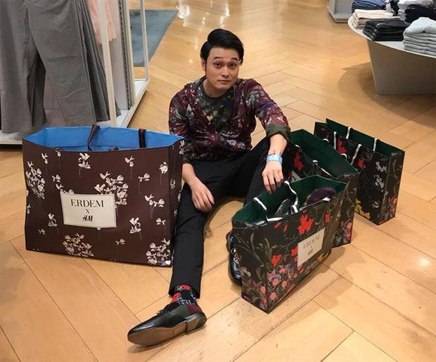 Linh Ka đi shopping nhưng không lo lắng vì đã có Quang Vinh, thả nhẹ 1 câu chốt đơn đúng style công tử nhà giàu - Ảnh 8.