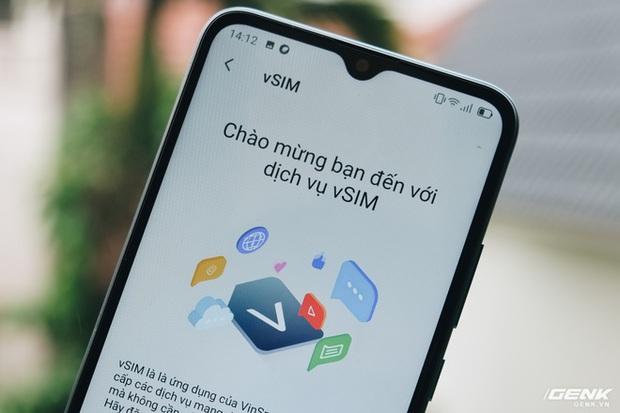 Trên tay Vsmart Star 5: Smartphone duy nhất trong tầm giá có eSIM kèm gói 4G miễn phí - Ảnh 13.