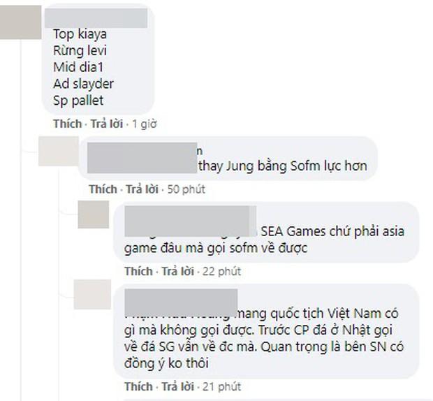 Dân mạng bàn tán xôn xao: SofM và Levi - Ai sẽ là cái tên góp mặt trong đội tuyển LMHT Việt Nam tham dự SEA Games? - Ảnh 3.