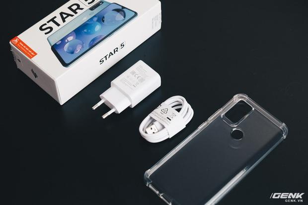 Trên tay Vsmart Star 5: Smartphone duy nhất trong tầm giá có eSIM kèm gói 4G miễn phí - Ảnh 3.