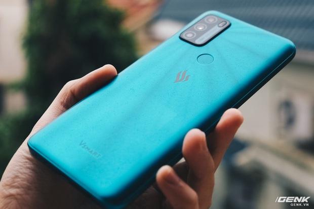 Trên tay Vsmart Star 5: Smartphone duy nhất trong tầm giá có eSIM kèm gói 4G miễn phí - Ảnh 6.