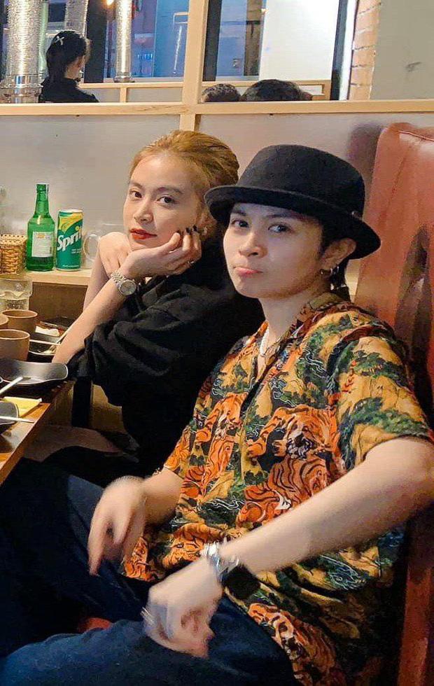 """Hoàng Thuỳ Linh và Gil Lê ngày càng """"bung xoã"""" lộ hint tình cảm, 1 buổi tối tung 7749 ảnh hẹn hò """"chanh sả"""" bên nhau! - Ảnh 7."""