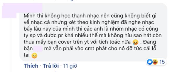 Nhóm nam Vpop sắp debut tung clip luyện thanh nhưng netizen nhận xét thua cả TikToker, lo lắng cho màn hát live - Ảnh 10.