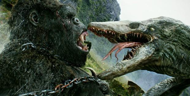 Godzilla vs. Kong vượt mặt Bố Già trở thành phim có doanh thu suất chiếu sớm cao nhất năm 2021 - Ảnh 5.