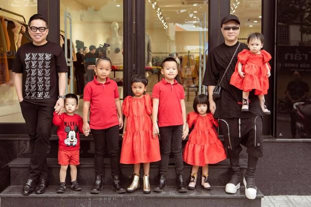 NTK Đỗ Mạnh Cường phải lên tiếng vì bị chỉ trích mua đồ hiệu cho con nuôi, Hồng Vân - Hari Won và dàn sao bức xúc thay - Ảnh 8.