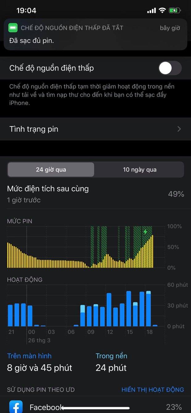 Tính năng quen thuộc này sẽ giúp tăng tốc độ sạc trên iPhone lên tới 40% mà chẳng cần tới sạc nhanh - Ảnh 3.