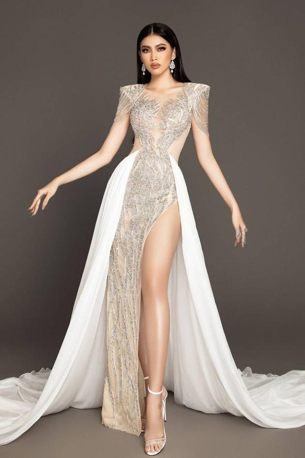 Trước giờ G, Á hậu Ngọc Thảo bất ngờ vươn lên đứng đầu BXH uy tín của Miss Grand International 2020: Chiếc vương miện ngày càng gần! - Ảnh 3.