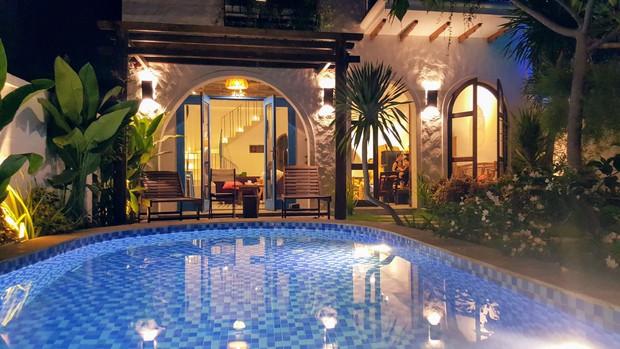 KTS chi gần 2 tỷ cải tạo căn nhà cũ cấp 4 thành nơi nghỉ dưỡng ở Hội An, bể bơi được đầu tư với chi phí khủng - Ảnh 3.