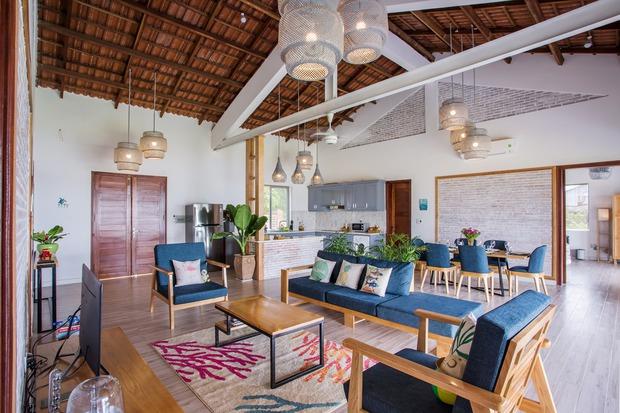 Lấy vợ Việt, chồng Pháp xây nhà 3 tỷ trên mảnh đất rộng 2500m2 tại Phú Quốc, sống sướng như ở resort - Ảnh 4.