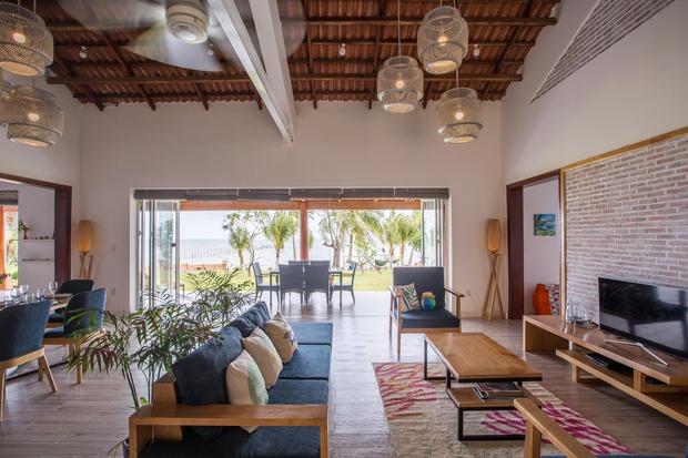Lấy vợ Việt, chồng Pháp xây nhà 3 tỷ trên mảnh đất rộng 2500m2 tại Phú Quốc, sống sướng như ở resort - Ảnh 6.