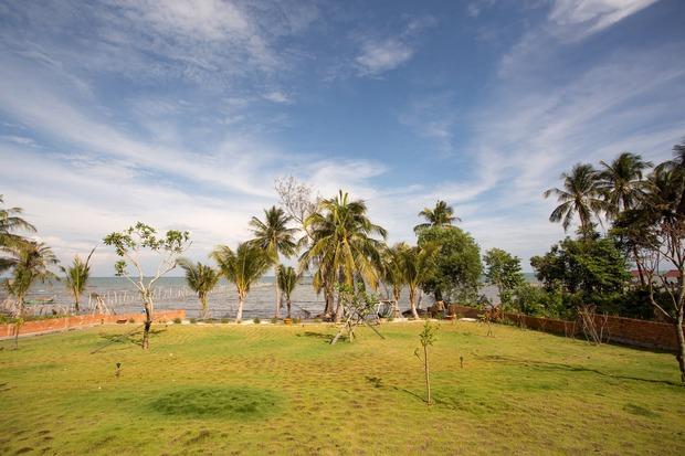 Lấy vợ Việt, chồng Pháp xây nhà 3 tỷ trên mảnh đất rộng 2500m2 tại Phú Quốc, sống sướng như ở resort - Ảnh 11.