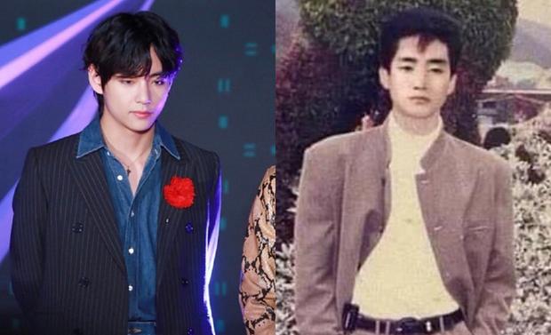 Nhan sắc bố của 1 nam thần Kpop gây sốt, visual đỉnh thế này chẳng trách con trai lại thành gương mặt đẹp nhất thế giới - Ảnh 8.