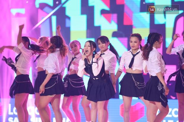 AMEE tự tin diễn bài hit có thêm đoạn dancebreak cực hăng nhưng nhìn rất là giống vũ đạo SOLO của Jennie luôn! - Ảnh 3.