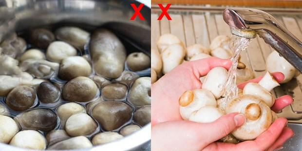 Bí ẩn vũ trụ: Ăn nấm có nên rửa không? - Ảnh 1.
