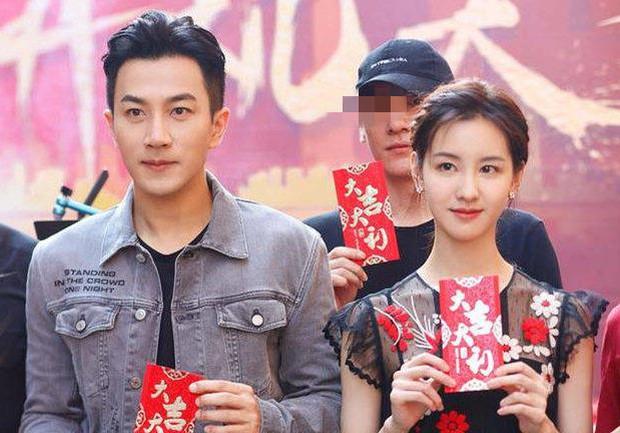 Rò rỉ ảnh Lưu Khải Uy bí mật kết hôn với nữ thần nhan sắc kém 19 tuổi, nhà gái đã mang thai 5 tháng - Ảnh 4.