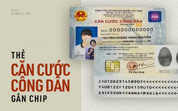 Có thể đăng ký làm thẻ CCCD gắn chip tại nhà qua Zalo - Ảnh 1.