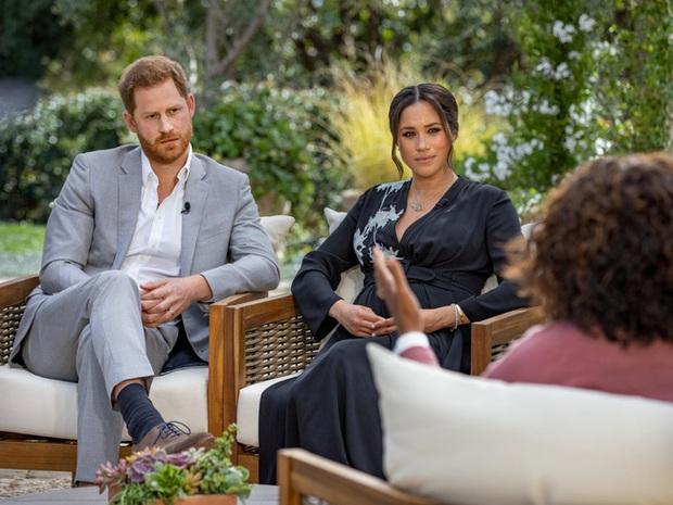 Thân vương Monaco lên tiếng về cuộc phỏng vấn bom tấn của nhà Sussex, nói những lời sâu cay khiến Harry phải bẽ mặt - Ảnh 2.