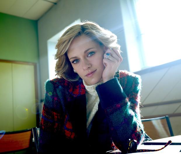Trố mắt cũng nhận không ra Kristen Stewart (Chạng Vạng): Dừ đanh khi hoá thành Công nương Diana, visual tuột dốc thảm hại - Ảnh 4.