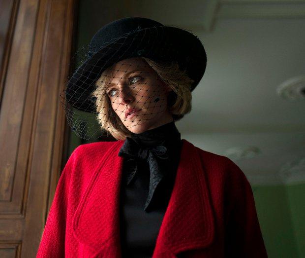 Trố mắt cũng nhận không ra Kristen Stewart (Chạng Vạng): Dừ đanh khi hoá thành Công nương Diana, visual tuột dốc thảm hại - Ảnh 5.