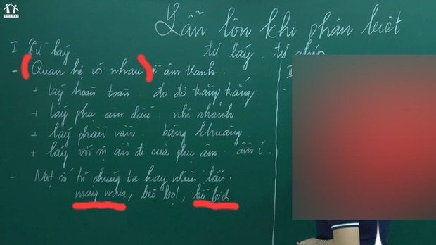 """Cô giáo dạy học sinh lớp 5 từ láy """"mây mưa"""", """"bồ bịch"""" khiến phụ huynh tranh cãi kịch liệt, chuyên gia giáo dục lên tiếng - Ảnh 1."""