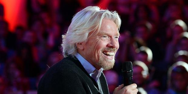 Kinh nghiệm bất bại của Richard Branson, người điều hành hơn 400 công ty trên thế giới: Mặc kệ hết, làm tới đi!  - Ảnh 2.