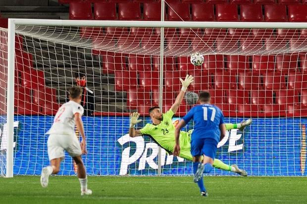 Thi đấu trên cơ hoàn toàn, Tây Ban Nha vẫn chia điểm với Hy Lạp ngay trận đầu vòng loại World Cup 2022 - Ảnh 5.