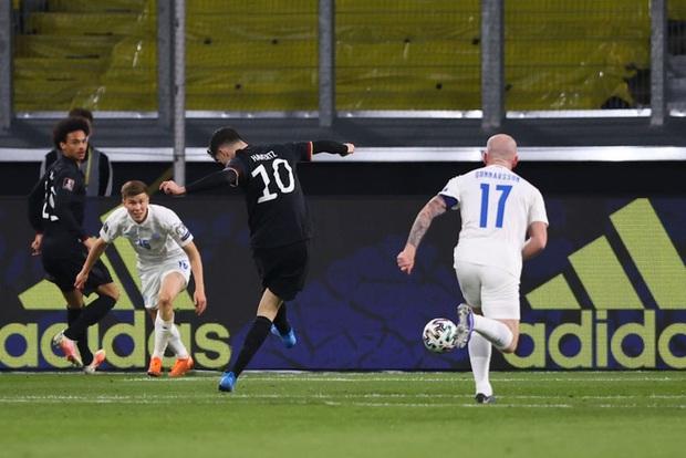 Tuyển Đức thắng dễ trận mở màn vòng loại World Cup 2022, mặc áo phản đối nhân quyền ở nước chủ nhà Qatar - Ảnh 5.