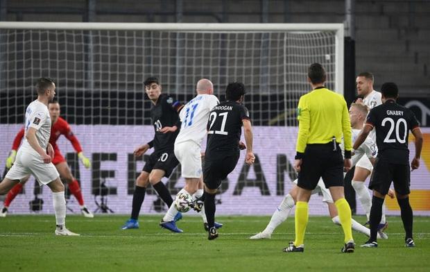 Tuyển Đức thắng dễ trận mở màn vòng loại World Cup 2022, mặc áo phản đối nhân quyền ở nước chủ nhà Qatar - Ảnh 7.