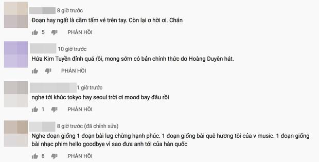 Demo Sài Gòn Đau Lòng Quá được khen nức nở, ai ngờ Hứa Kim Tuyền hát live bản full lại khiến netizen hụt hẫng, tụt mood - Ảnh 6.