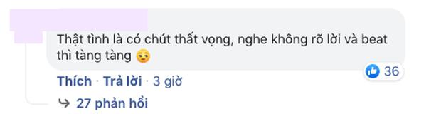 Netizen chê nhiều hơn khen MV Binz kết hợp Đen Vâu, thất vọng vì beat tàng tàng nghe không rõ lời nhưng trót #1 trending mất rồi! - Ảnh 4.