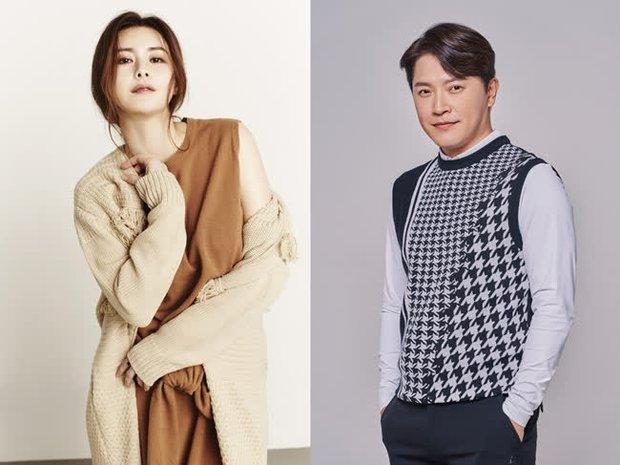 Kim Bum cưa sừng làm nghé, đối đầu trực tiếp với mỹ nhân không tuổi Jang Nara ở đại chiến truyền hình Hàn tháng 4 - Ảnh 6.