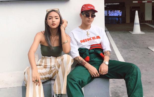 Netizen hoang mang khi gặp Châu Bùi trên Instagram shop của Decao: Ơ kìa! Chả hiểu kiểu gì! - Ảnh 1.