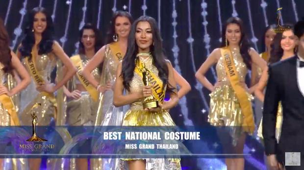 Chung kết Miss Grand International 2020: Đại diện Mỹ là tân Hoa hậu, Ngọc Thảo đạt thứ hạng bao nhiêu? - Ảnh 46.