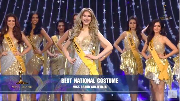 Chung kết Miss Grand International 2020: Đại diện Mỹ là tân Hoa hậu, Ngọc Thảo đạt thứ hạng bao nhiêu? - Ảnh 47.
