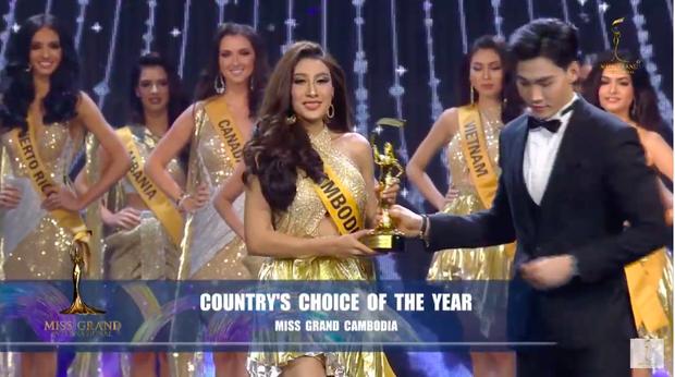 Chung kết Miss Grand International 2020: Đại diện Mỹ là tân Hoa hậu, Ngọc Thảo đạt thứ hạng bao nhiêu? - Ảnh 48.