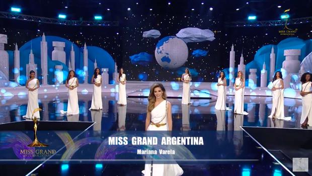 Chung kết Miss Grand International 2020: Đại diện Mỹ là tân Hoa hậu, Ngọc Thảo đạt thứ hạng bao nhiêu? - Ảnh 24.