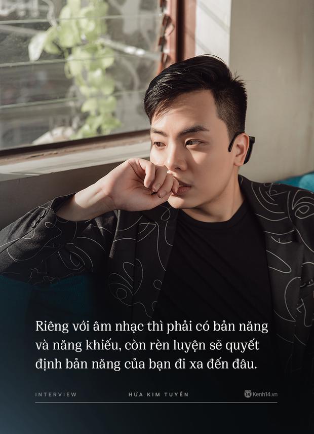Nhạc sĩ Hứa Kim Tuyền: Hòa Minzy bị ám ảnh làm thế nào để hát hay, Anh Tú thiếu một ê-kíp - Ảnh 13.